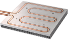 water cooling heat sinks