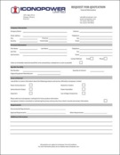 request for general informaiton form